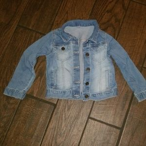 Carters Jean jacket for girls